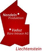 Standorte der Scheibenwischergummi-Produktion